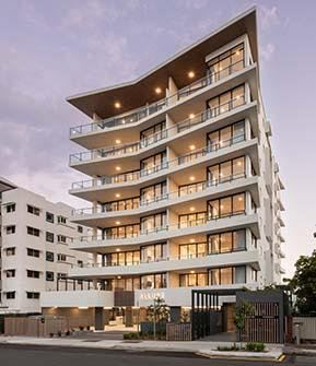 Commercial Project Apartment Balustrading