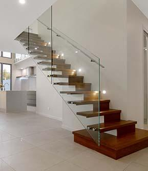 Stair Balustrade Fabrication